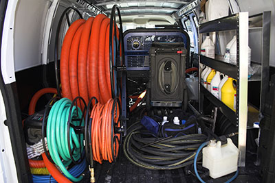 truck mounted equipment carpet cleaners boerne